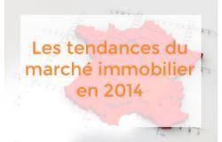 LES GRANDES TENDANCES IMMOBILIERES DE 2014