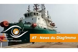 Amiante à bord des navires, quels diagnostics doivent être réalisés ?