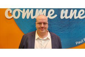 Rémy DELMOTTE, nouveau directeur des systèmes d'informations