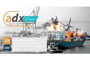 adx groupe obtient la certification navire
