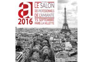 2ème édition du Salon des Professionnels de l'Amiante : Nous y serons !