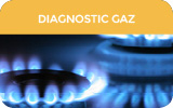 Diagnostic immobilier Gaz