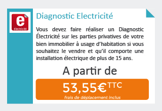 diagnostic electricit etat de l installation lectrique allodiagnostic. Black Bedroom Furniture Sets. Home Design Ideas