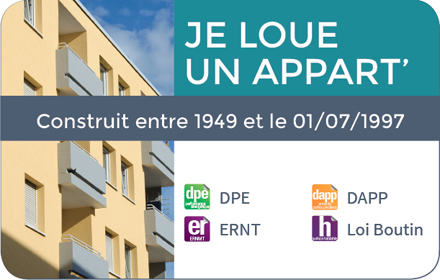 Diagnostic Location Appartement Récent