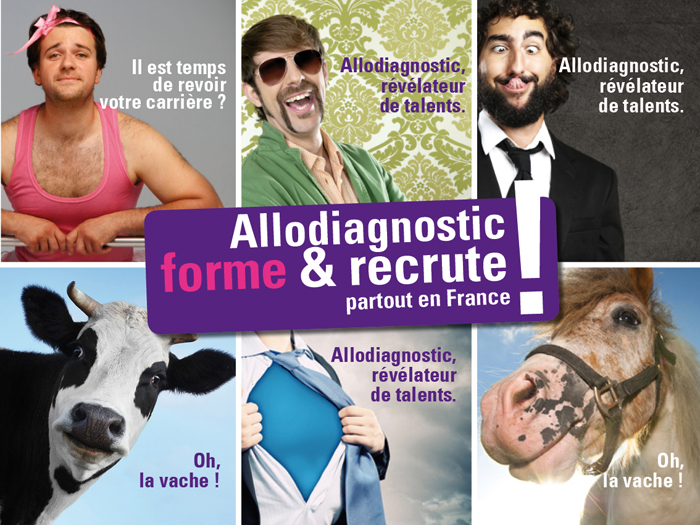 Allodiagnostic forme et recrute partout en France